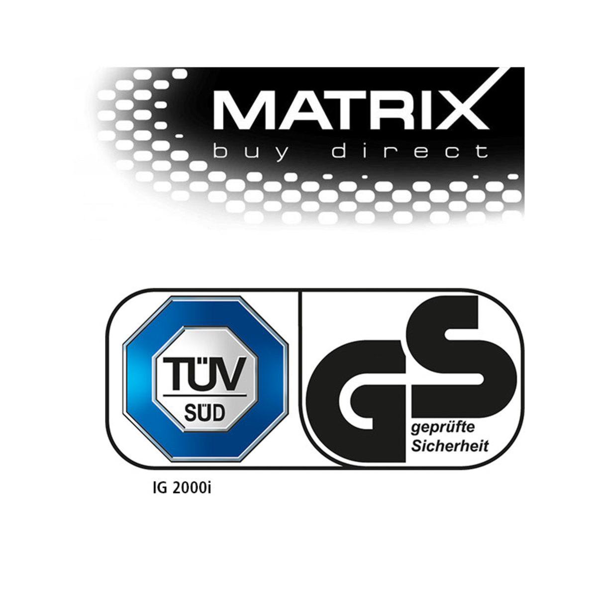 Bild 2 von Matrix Inverter-Stromerzeuger IG 2000i