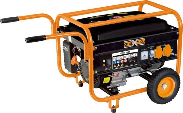 T.I.P Benzin - Stromerzeuger CPG 3000