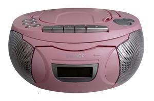 DENVER TCP-39 Boombox in pink