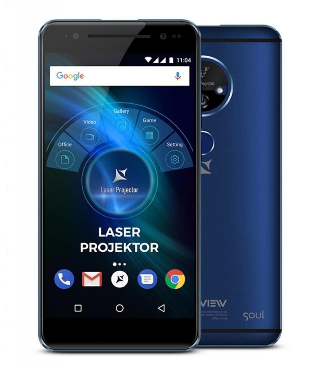 Bild 1 von Allview X4 Soul Vision Smartphone