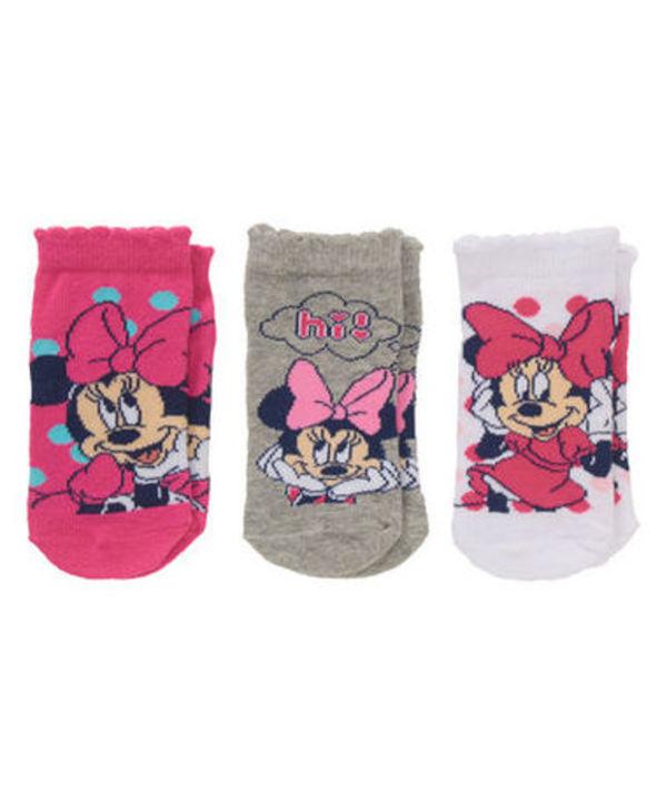 Babysocken Minnie Mouse