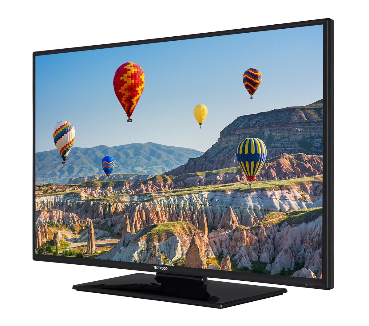 "Bild 2 von Techwood LED TV 40"" (102 cm)"