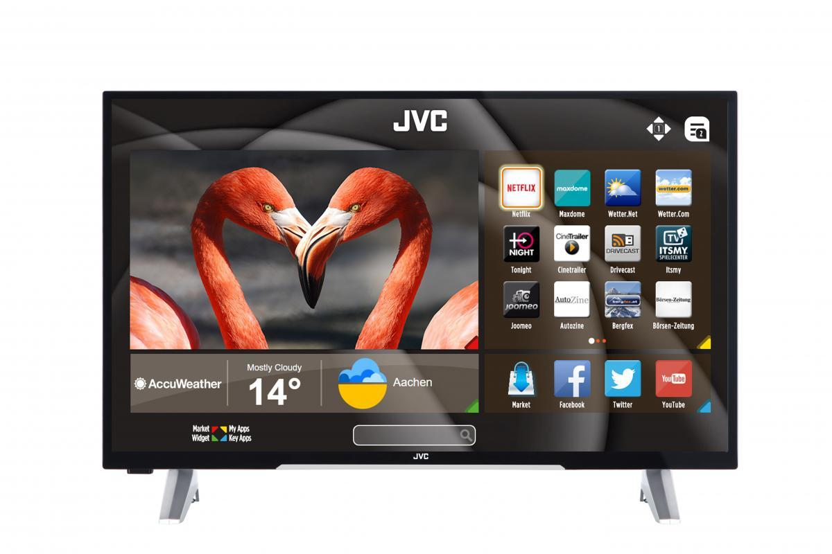 "Bild 3 von JVC LED TV 40"" (102 cm)"