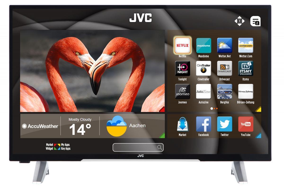 "Bild 3 von JVC LED TV 43"" (110 cm)"