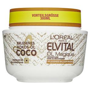 L'Oréal Paris Elvital Öl Magique Pflegende Balsam-Maske 12.63 EUR/1 l