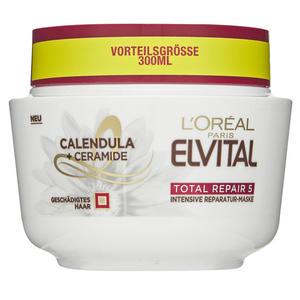 L'Oréal Paris Elvital Total Repair 5 Intensiv Maske 12.63 EUR/1 l