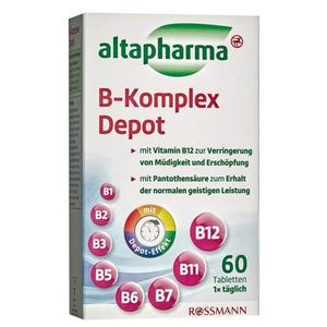 altapharma B-Komplex Depot 15.27 EUR/100 g