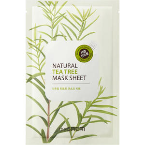 the SEAM Natural Tea Tree Mask Sheet 9.29 EUR/100 ml