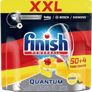 Finish Powerball QUANTUM Citrus XXL 10.74 EUR/1 kg