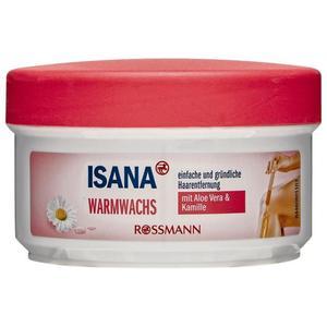 ISANA Warmwachs 2.00 EUR/100 ml