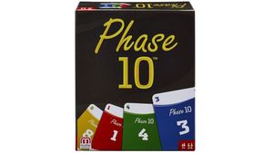 Mattel Games - FPW38 Phase 10 Kartenspiel