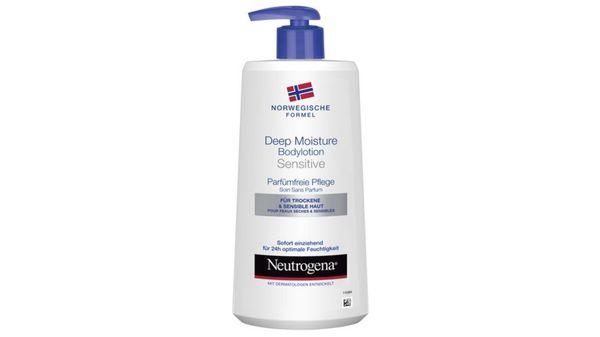 Neutrogena® Bodylotion Feuchtigkeitspflege Sensitiv