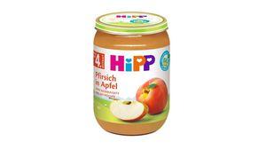 HiPP Früchte - Pfirsich in Apfel