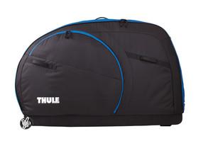 Thule RoundTrip Traveller Fahrradkoffer | schwarz cobalt