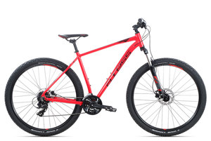 Axess Brash 2018 | 23 Zoll | red black