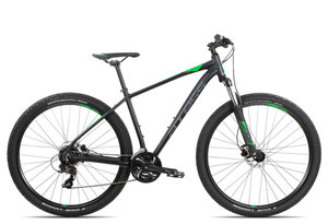 Axess Brash 2018 | 17 Zoll | black green grey