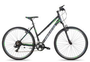 Ciclista Cross Trapez 2018 | 50 cm | black blue green