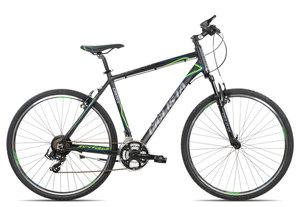 Ciclista Cross Herren 2018 | 50 cm | black blue green