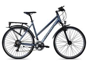 Ciclista Street Trapez 2018 | 45 cm | grey blue black