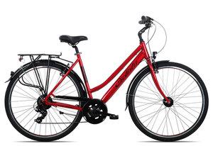 Ciclista Ponte Vecchio Trapez 2018 | 53 cm | red black