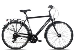 Ciclista Ponte Vecchio Herren 2018 | 58 cm | black silver red