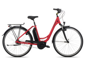 Raleigh Cardiff 7 LB 500 Wave 2018 | 57 cm | red matt