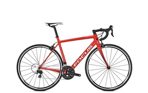 Focus IZALCO RACE 105 2018 | 57 cm | red