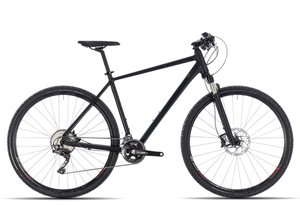Cube Cross SL Herren 2018 | 46 cm | black edition