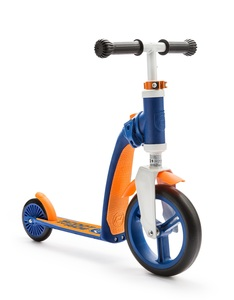 Scoot and Ride Highwaybaby | unisize | blau orange