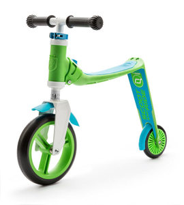 Scoot and Ride Highwaybaby | unisize | grün blau