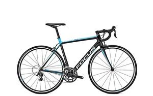 Focus Cayo Ultegra M 2017 | 54 cm | carbon blue white