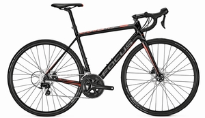 Focus Cayo Disc 105 2017 | 57 cm | carbon red grey
