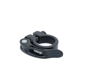 Chirp Sattelklemme mit Schnellspanner | 31,8 mm
