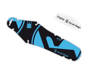 Rie:sel Design rit:ze Steckblech   unisize   blue
