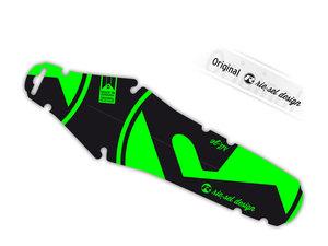 Rie:sel Design rit:ze Steckblech | unisize | green