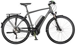 e-bike Manufaktur 11LF Shimano XT Herren 2016   55 cm   grau matt