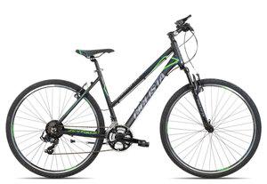 Ciclista Cross Trapez 2018 | 55 cm | black blue green