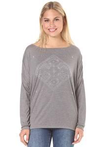 Roxy Kaifu Point Illis - Langarmshirt für Damen - Grau