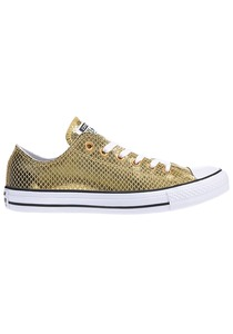Converse Chuck Taylor All Star Ox - Sneaker für Damen - Gold