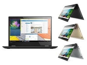 Lenovo YOGA 520-14IKB Convertible Laptop