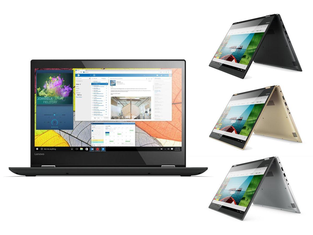 Bild 1 von Lenovo YOGA 520-14IKB Convertible Laptop
