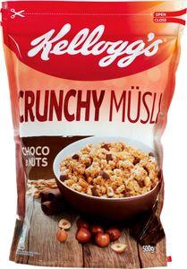 Kellogg´s Crunchy Müsli Choco Nuts 500g