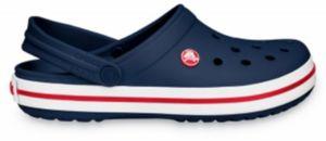Erwachsenen Crocs (Crocband) Navy Bijou Blue US-Gr. M8/W10 EU-Gr. M/W Gr. 41-42