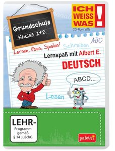 Lehrprogramm Paletti Grundschule Klasse1+2 Deutsch