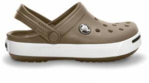Kinder Crocs  Khaki Espresso Gr. US C6/7 Gr. EU 22-24