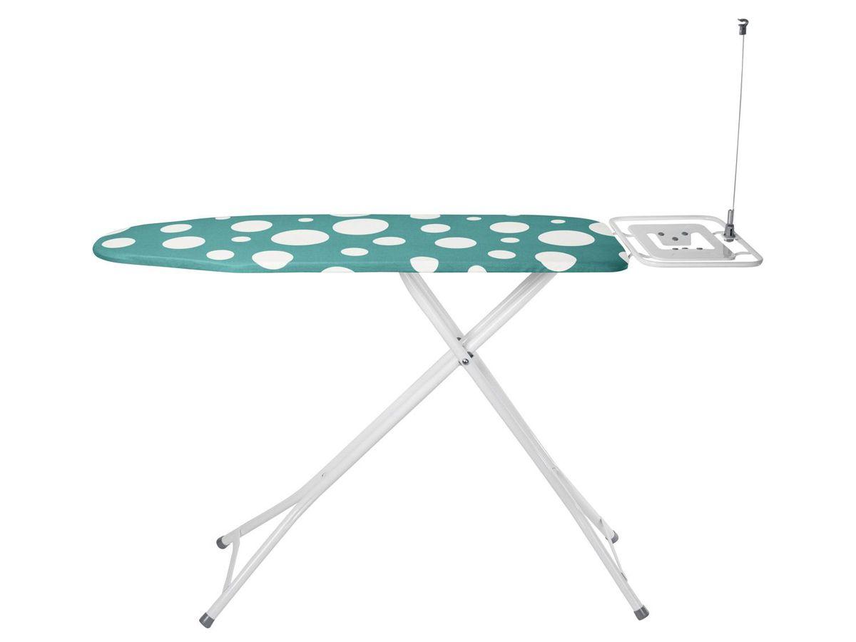 Bild 3 von AQUAPUR® Elektro-Bügeltisch, 125 x 42 cm