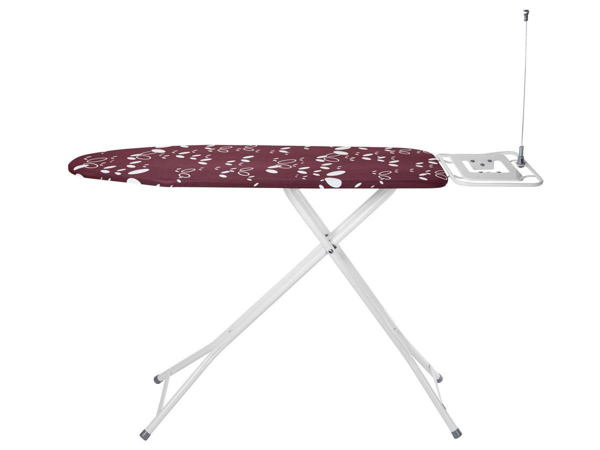 Bild 5 von AQUAPUR® Elektro-Bügeltisch, 125 x 42 cm