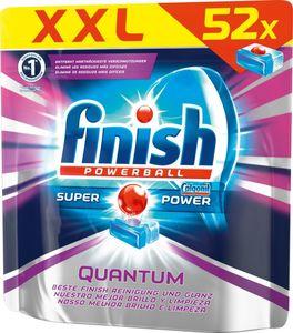 Finish Quantum XXL Pack 52 Tabs Regular
