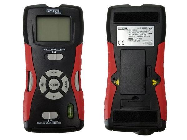 Powerfix Ultraschall Entfernungsmesser Oder 4 In 1 Multifunktionsdetektor : Powerfix multifunktionsdetektor von lidl ansehen discounto