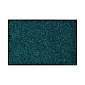 Schmutzfang Fußmatte Wash & Clean - Petrol - 40 x 60 cm, Hanse Home Collection